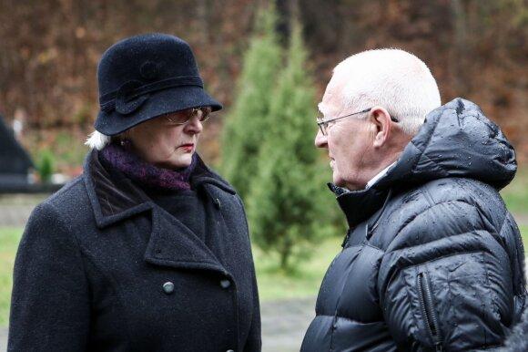 Gedimino Girdvainio žmona – apie paskutinį širdgėlos kupiną pokalbį su vyru ir už ką jam liks dėkinga per amžius