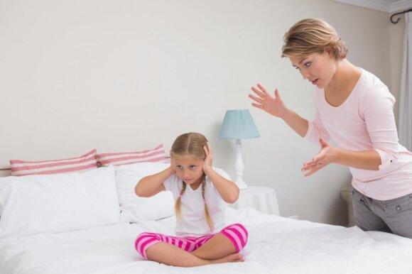 Paklusnumo tėvams dienos – jau praeity: kaip šiandien suvaldyti blogą vaikų elgesį?