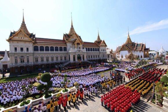 Bankokas, Tailandas