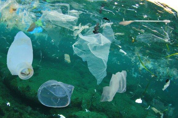 Plastiko tarša
