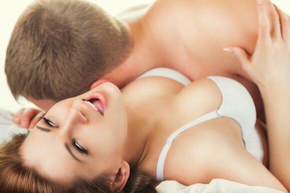 Kaip lengviau pasiekti orgazmą: šis laikas seksui geriausias