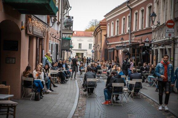 Tokių skaičių Lietuvoje nebuvo matyti jau dešimtmetį: atidėta tragedija ar pagalba verslui