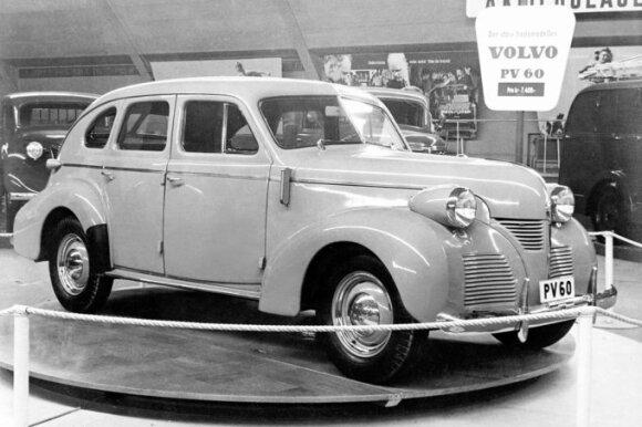 Volvo PV 60