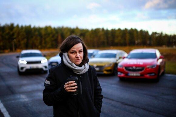 Komisijos narė Dina Sergijenko