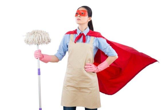 Namų tvarkytojos paslaugos: kiek tai kainuoja?