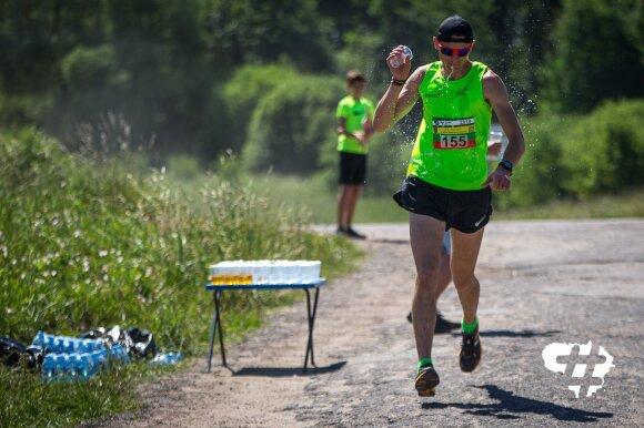 """48-as tradicinis bėgimas """"Aplink Elektrėnų marias"""""""