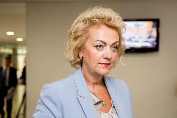Глава комитета Сейма: участие Розовой в православном форуме не угрожало безопасности Литвы