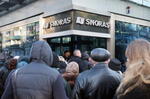 Šeimai finansų krizė nesibaigia iki šiol: įžvelgia sistemines spragas