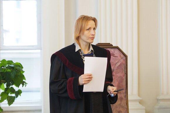 Teisėja Vitalija Norkūnaitė