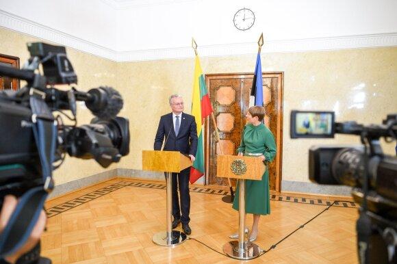 Nausėda apie mokesčius, santykius su Baltarusija ir istorinę atmintį: matau susipriešinusią visuomenę ir tai tikrai kelia nerimą
