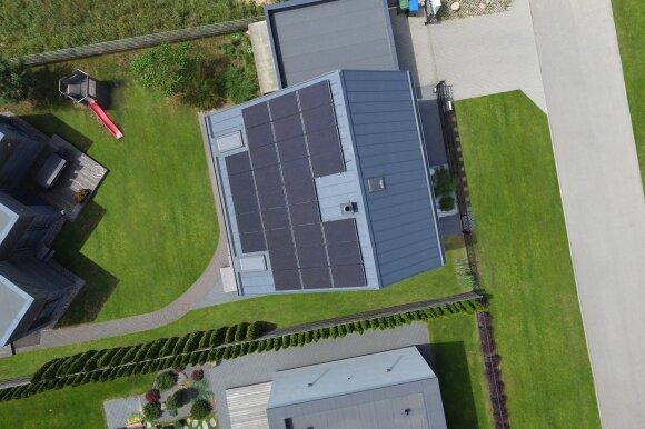 Saulės jėgainė
