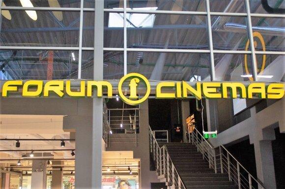 """""""Forum Cinemas"""" Panevėžyje"""