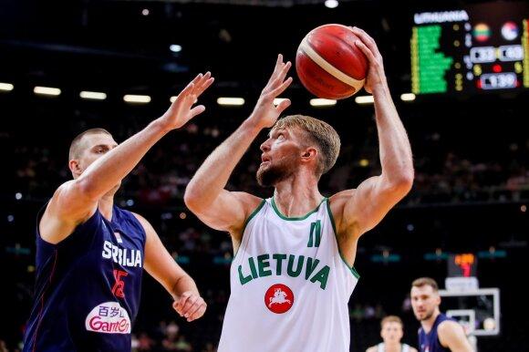 Lietuvos vyrų krepšinio rinktinė FIBA pasaulio čempionate Kinijoje