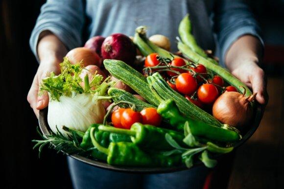 Šviežios daržovės