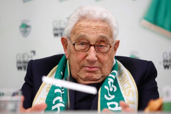 Henry Kissingeris