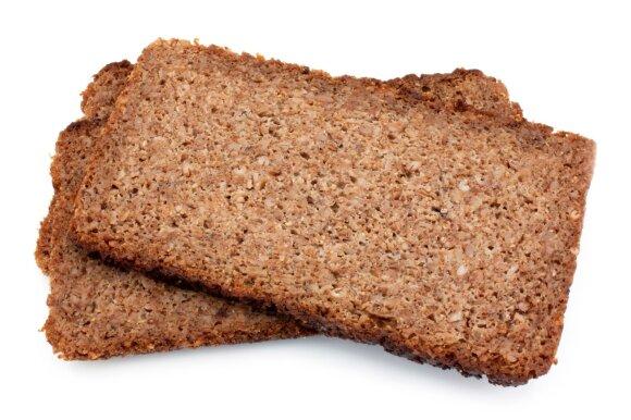"""Vokietija, ruginė duona """"Pumpernickel"""""""