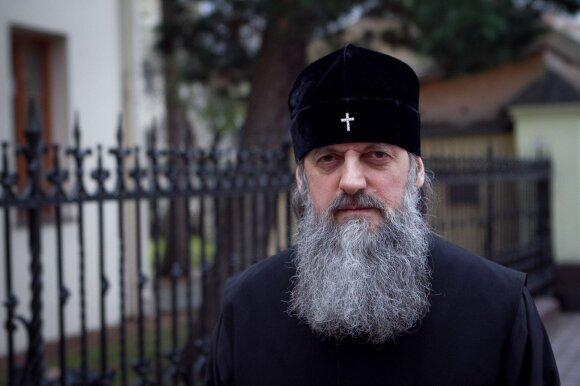 Православные верующие Литвы отмечают праздник Пасхи