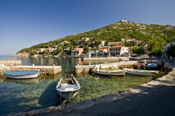 Prizna, Kroatija