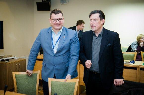 Laurynas Kasčiūnas, Vytautas Juozapaitis