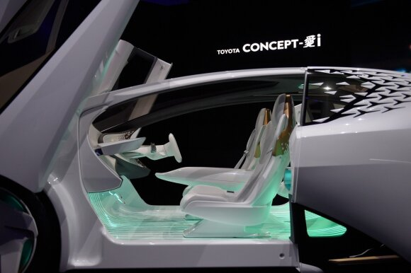 """Toyota Concept-i"""
