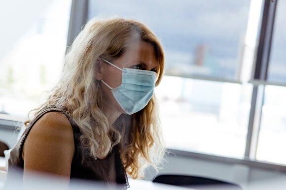 Pacientę papiktino žmonių grūstis Šeškinės poliklinikoje: gydymo įstaiga turi vienintelį prašymą