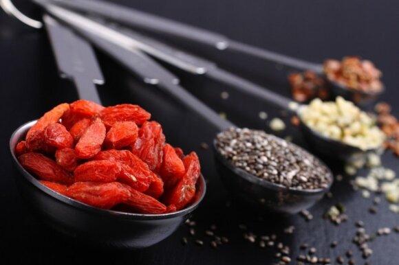 Natūrali sintetinių vitaminų alternatyva: stiprina imunitetą, lėtina senėjimą, saugo nuo vėžio