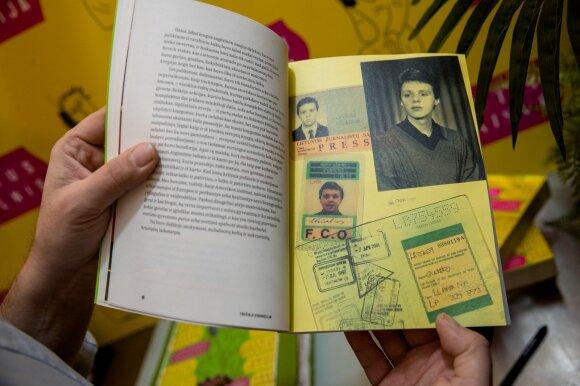 Naujausios ir ilgiausiai rašytos Andriaus Užkalnio knygos pristatymo nepraleido ir žinomi bičiuliai: taps dar vienu bestseleriu