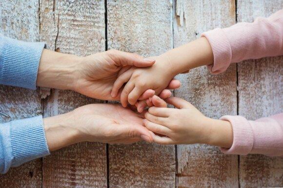 Kai apima abejonės, kad esate bloga mama, atminkite šiuos 3 dalykus