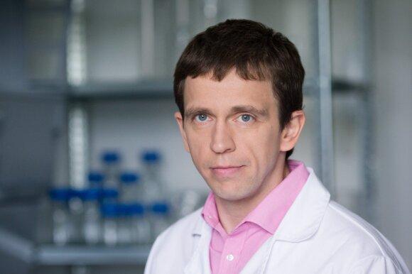 Mokslininkas Adas Darinskas