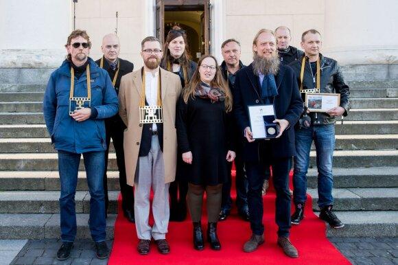 Konkurso Lietuvos spaudos fotografija 2020 apdovanojimai