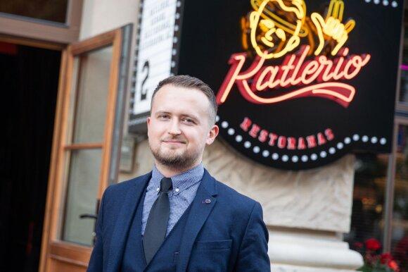 Mantas Katleris atidarė savo vardo kebabų restoraną: verslo pradžią sveikino ir žinomi bičiuliai