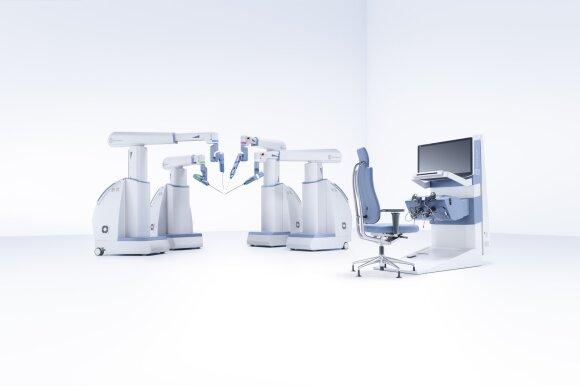 Senhance robotinės chirurgijos sistema