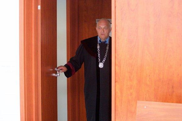 Teisėjas Pavelas Borkovskis