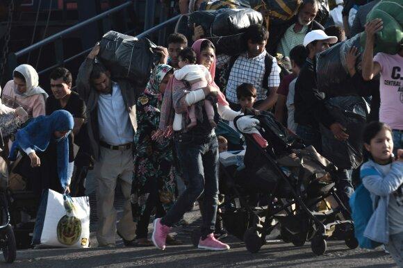 Šios idėjos autorius gavo Nobelio premiją: reikia mokėti skurdesnėms šalims, kad jos priimtų pabėgėlius