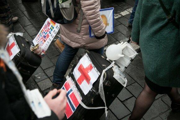 Lietuvos medikai nelaikys Sauliaus Skvernelio egzaminų