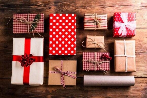 Labiausiai norimos dovanos Kalėdoms