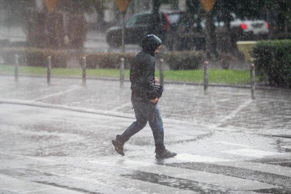 Ar po praėjusios vasaros vėl prisipildys šuliniai?