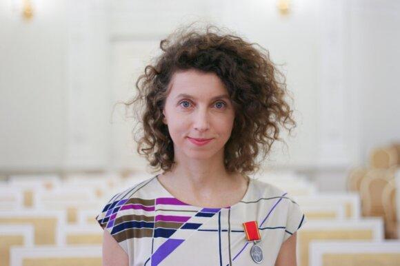 Rugilė Barzdžiukaitė