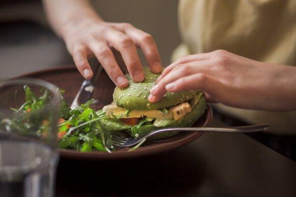 """Iš pradžių """"Burger King"""", o dabar ir elitiniai restoranai – vegetarizmo link"""