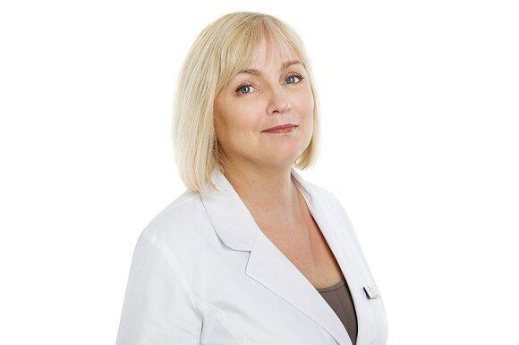 Gijos Klinikų gydytoja echoskopuotoja Loreta Gružienė