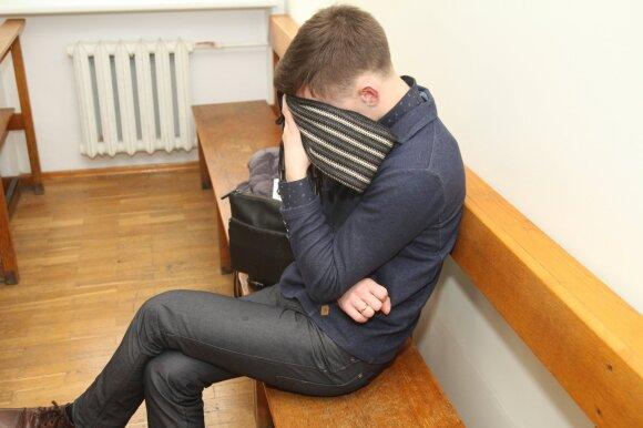 Kaltinamieji vyro seksualinio prievartavimo byloje