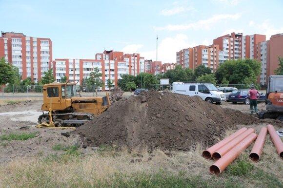 Planams statyti plovyklą - kaimynų pasipriešinimas