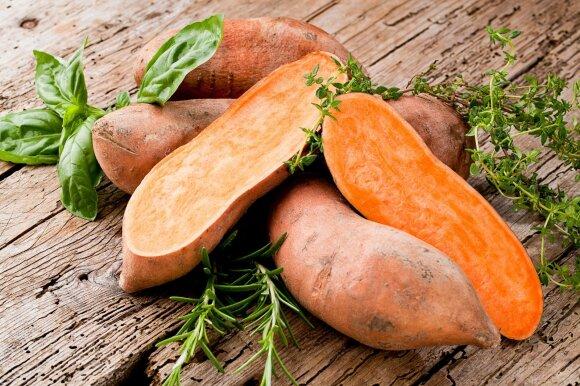 Sujeta: 9 maisto produktai, dėl kurių oda tiesiog žvilgės