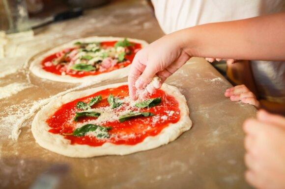 Mitybos specialistė: pica irgi gali būti sveika – yra ne vienas būdas, kaip tai padaryti
