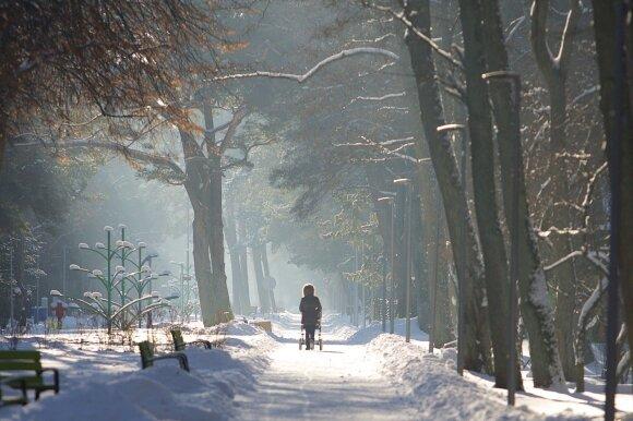 Palangos turizmo informacijos centro atstovė: kurorte mažėja rusų