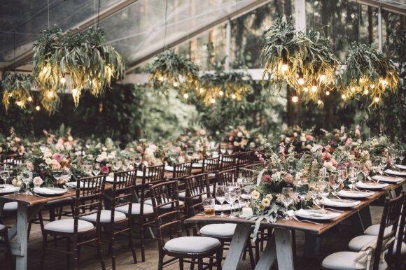 Vestuvių organizatorė išdavė ne tik vestuves jau atšokusių garsenybių norus, bet ir tai, kas dažnai nutylima