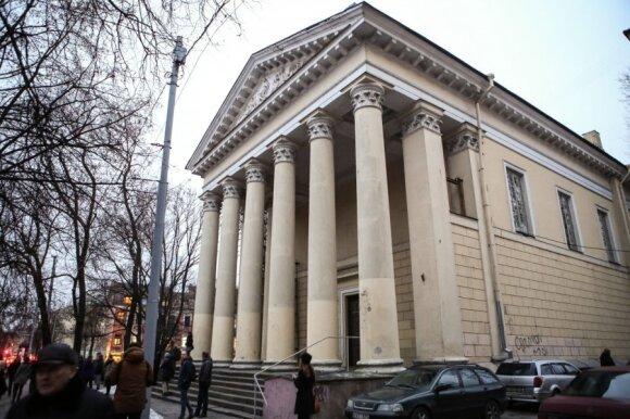 """Тайны вильнюсских кинотеатров: """"военное"""" кино, феномен """"Хроники"""" и кассовая эротика"""