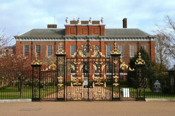Kensingtono rūmai