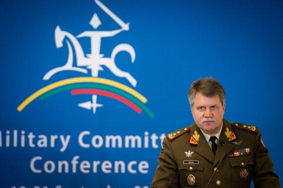 Generolas majoras Jonas Vytautas Žukas