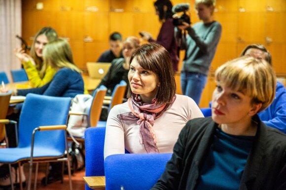 """""""Mokytojai Lietuvai"""": aštunta diena"""